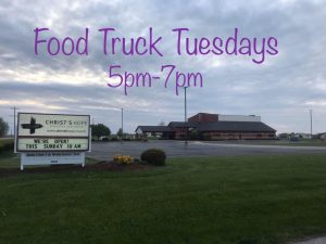 Food Truck Tuesdays @ Christ's Hope Ministries & Church | Fort Wayne | Indiana | United States